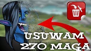 USUWAM MAGA 280LVL! - SHAKES AND FIDGET #94