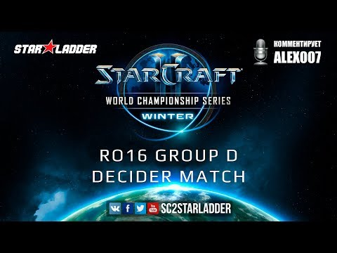 2019 WCS Winter EU - Ro16 Group D Decider Match: Rail (P) vs Harstem (P)