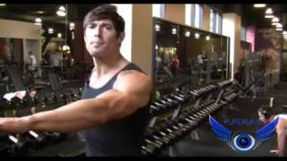 Rudy Reyes Workout - Body Weight Training