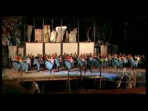 """""""Gregory the Illuminator"""" rock opera -2001 yerevan - part 1"""