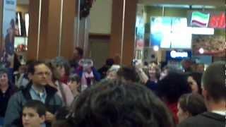 Park City, Lancaster, Pa. Flash Mob Hallelujah Chorus