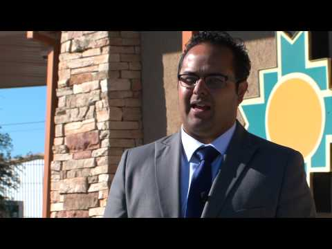 New Mexico Junior College - Alfonso Cisneros Ad (English)