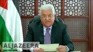 Israel approval vs anger in Palestine over Jerusalem recognition