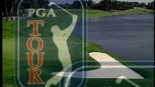 PGA Tour 97 (Opening movie - Intro - PS PlayStation - Electronic Arts - PS1 PSX)