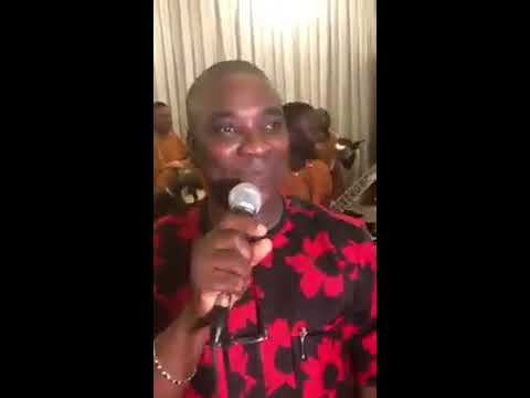 K1 De Ultimate Endorses President Muhammadu Buhari for 2nd Term - Gossipper.com