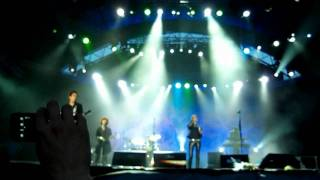 ROXETTE Romania - Fading Like a Flower (Every Time You Leave)
