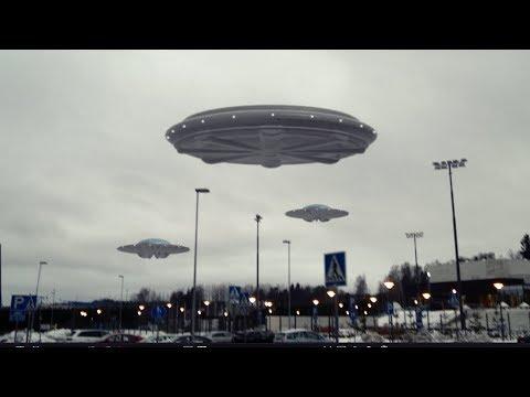 Espectácular OVNI Captado en Tv en Vivo 14/1/2018 (Compilación UFO/OVNIS 2018) Universo Paranormal