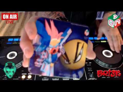 DJ Brisk live stream, 11th June 2017 Next Gen & Blatant Beats special