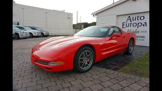 The C5 Chevrolet Corvette Z06 is a Performance Car Bargain and an Incredible Track Performer