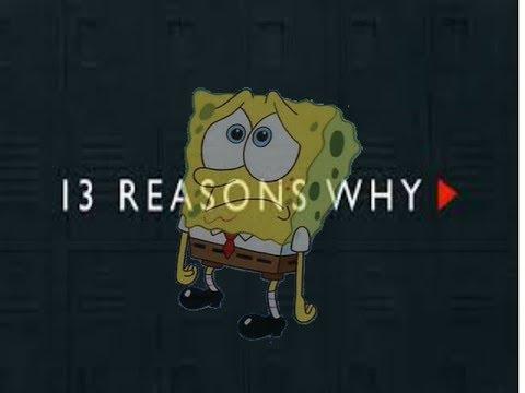 13 Reasons Why (Spongebob) Trailer