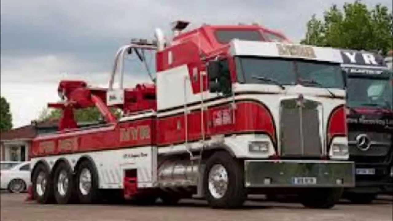 Camiones Americanos Youtube