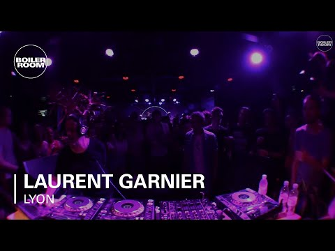 Laurent Garnier Boiler Room Lyon DJ set