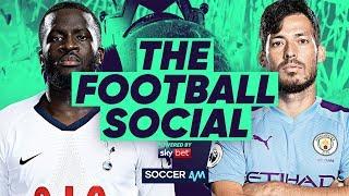 LIVE - Tottenham 2-0 Manchester City - Bergwijn nets on debut as City's hope fades