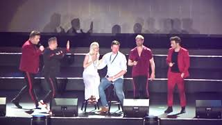 Westlife - Better Man and a Marriage Proposal / Engagement Twenty Tour Singapore 10 August 2019