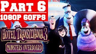 Hotel Transylvania 3 Monsters Overboard - Gameplay Walkthrough Part 6 - No Commentary (PC)