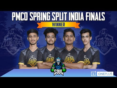 Finally back! Pmco Indian Champions! | PUBGMOBILE! | Powered by Oneplus!