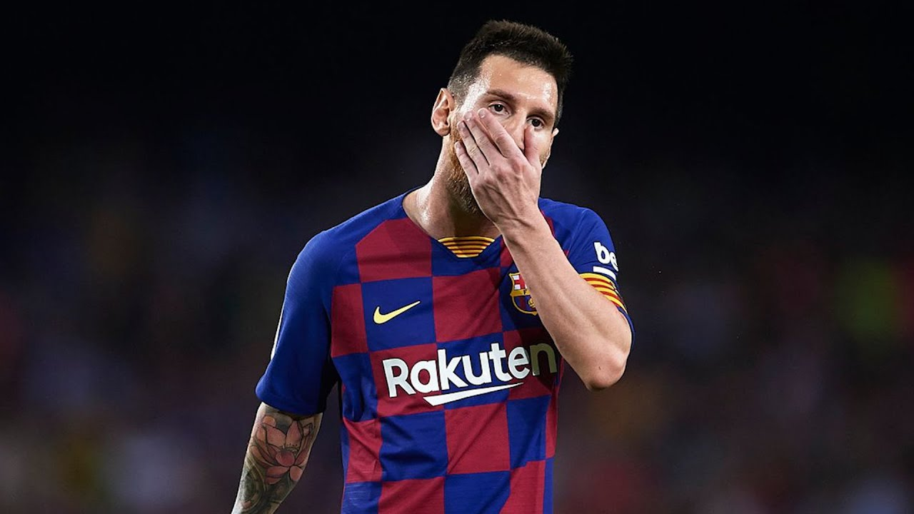 Why Lionel Messi Is LEAVING Barcelona!