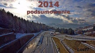 PODSUMOWANIE ROKU 2014 - autostrady i drogi ekspresowe w Polsce