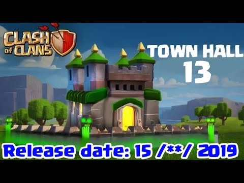 introducing townhall 13 release date new troop and. Black Bedroom Furniture Sets. Home Design Ideas