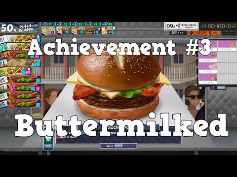 Cook Serve Delicious 3?! Perfect Achievement #3: Buttermilked |
