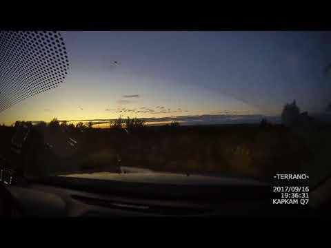 Объезд пробки в Кстово (из Шелокши на М7)