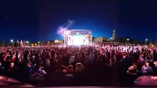 Выпускной 2019 Липецк - Видели ночь - видео 360