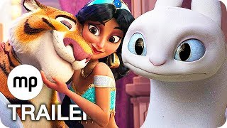 Animationsfilme 2018 Trailer (Teil 2) Deutsch German | Neue Animationsfilme 2018/2019