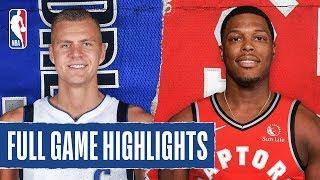 Mavericks At Raptors | Full Game Highlights | December 22, 2019