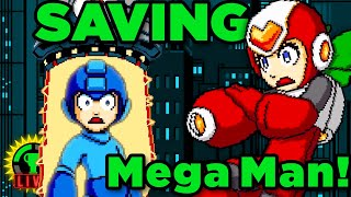 This LOST Mega Man Game is the Best! | Megaman Rock n Roll
