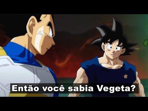 Broly Revela o Segredo que Vegeta Manteve Longe de Goku! Novo Dragon ball Super Broly Filme
