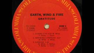 Watch Earth Wind  Fire Sunshine video