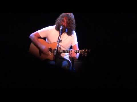 """Burden In My Hand"" in HD - Chris Cornell 11/26/11 Atlantic City, NJ"