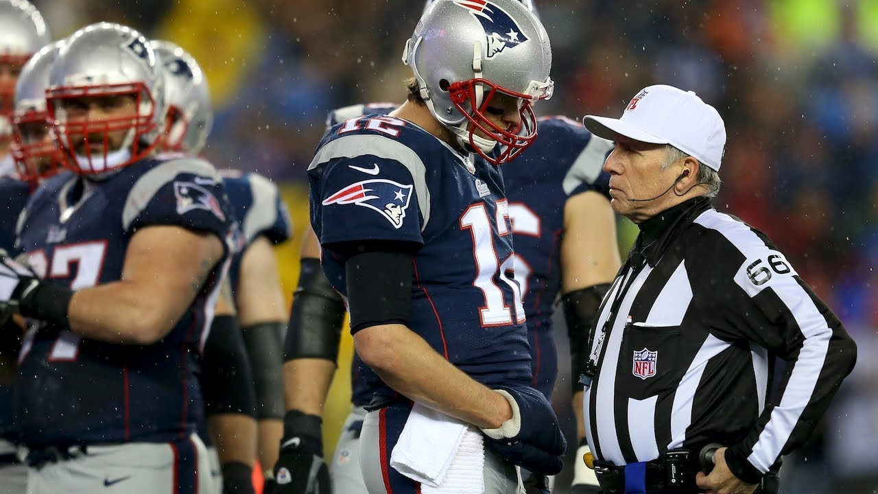 Referees saving the Patriots Compilation | 2017