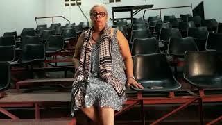 Mensaje de Patricia Moreno, gestora cultural