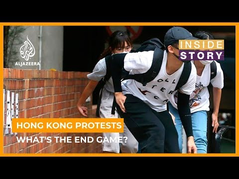 Hong Kong protests: What's the end game? I Inside Story