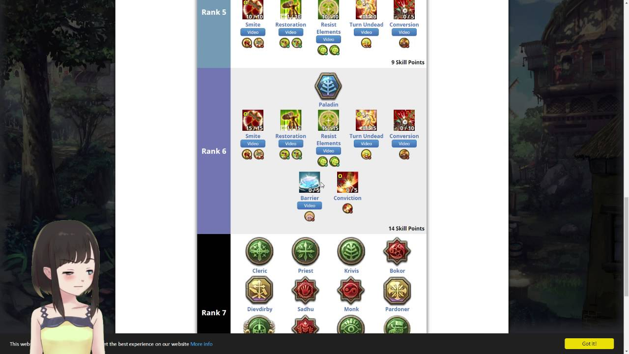 My Tree of Savior Build ! - Updating All My Current PoE Builds Before TOS  Release