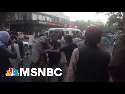 Three Marines Injured In Attack At Kabul Airport