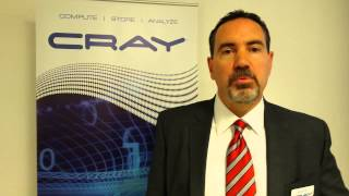 Mike Piraino of Cray Inc on 'why Bristol'