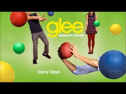 Glory Days - Glee [HD Full Studio]
