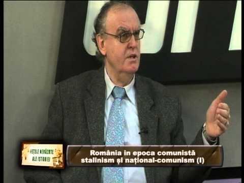 FEȚELE NEVĂZUTE ALE ISTORIEI - ROMÂNIA ÎN EPOCA COMUNISTĂ. STALINISM ȘI NAȚIONAL-COMUNISM, PARTEA I
