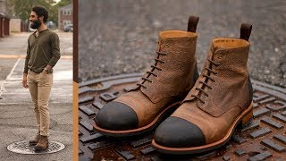 How I Style My TAFT Boots (Dragon 2)