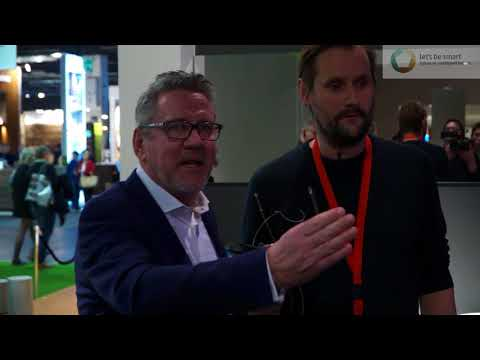 Führung durch das Smart Home - Let's be smart 2018 - imm cologne 2018 on YouTube