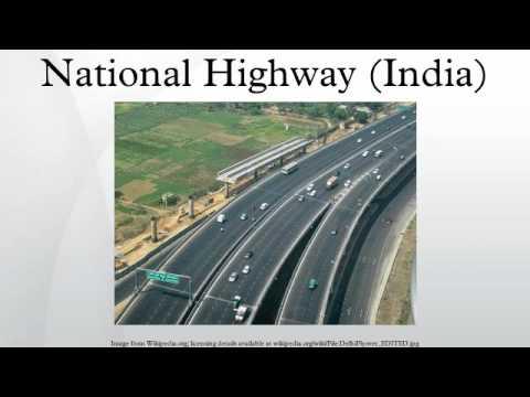 National Highway (India)