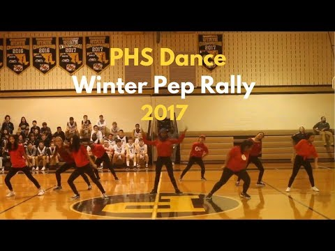 Wanna One (워너원) Energetic, Iggy TEAM, Jay Park+ (PHS Dance Club Winter Pep Rally 2017)