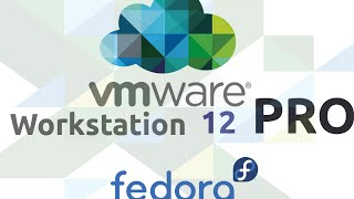 Fedora 24 VMware workstation 12