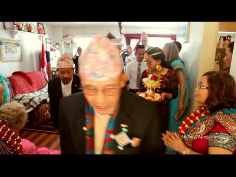malim and morgan limbu wedding