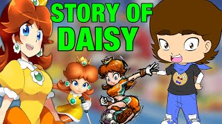 Repeat youtube video Daisy Is AWESOME (The Life Story Of Princess Daisy) - ConnerTheWaffle