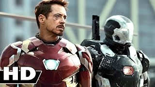 VOST | Captain America CIVIL WAR Bande Annonce