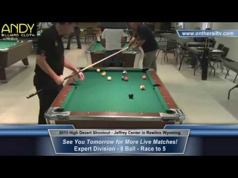 Johnny Archer vs Nelson Montierth - 2015 HDS Saratoga