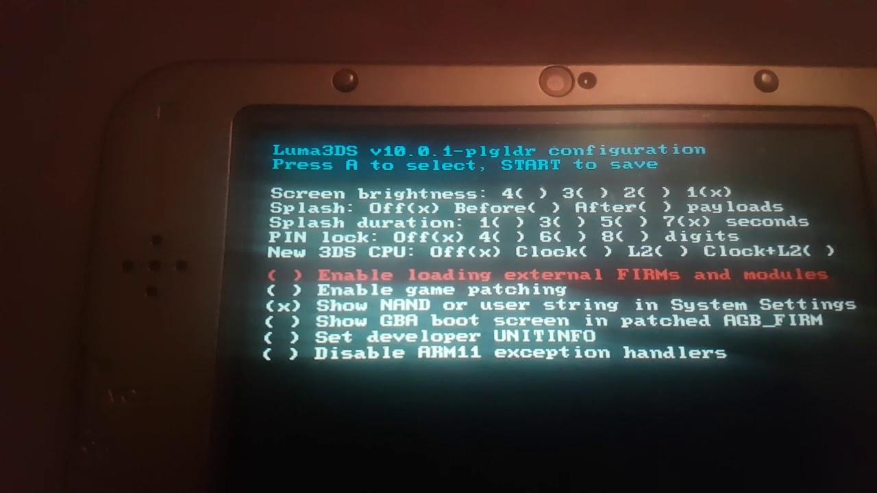 luma3ds_3DSUpdate11.13.0-45released|UpdatingwithLuma3DS+Changelog⬇-YouTube